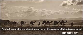 Desert Beauty Quotes