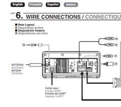 clarion xmd1 wiring diagram schematics and wiring diagrams cra1 wired remote retention harness for clarion marine radios