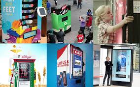 Marketing Vending Machines Best Viral And Experiential Marketing Ideas With Vending Machines