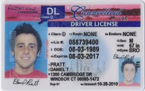 Connecticut State State License Connecticut Driver's