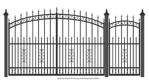 Cast Iron Fence Designs Vicenza Steel Wrought Iron Gates