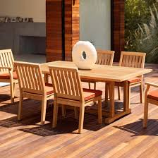 Bristol Teak Dining Collection by Gloster