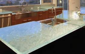 ziemlich sea glass kitchen countertops get transpa with think large2