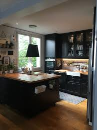 ikea black furniture. Black Furniture Ikea. Cuisine Metod Ikea Noire I