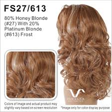 Lace Front Color Chart Britney V Vivica Fox Hair Collection