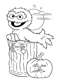 Small Picture Halloween coloring page for kids printable free Happy Halloween