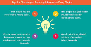 informative essay topics your professor will love informative essay topic tips