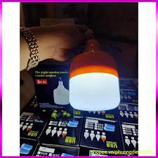 Bóng Đèn Tích Điện LED Thông Minh, Sạc USB. - Phụ kiện chụp hình khác