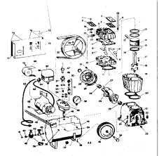 Sears air pressor parts image collections diagram writing magnificent craftsman craftsman air pressor parts diagram