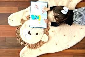 plush zebra rug black bear animal stuffed rugs mat stylish ideas for your home throw area