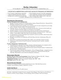 Residential Property Manager Resume Samples Download Now Adorable