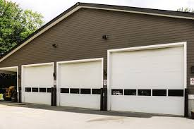 low profile garage door openerSectional Steel Doors