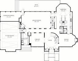 Rozonda House Plans   Home Plans By Archival DesignsRozonda House Plan   House Plan   Classical   First Floor Plan