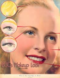 1930s makeup style8