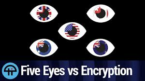 Five Eyes vs Encryption - YouTube