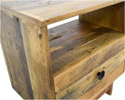 reclaimed wood nightstand. Metal And Wood Nightstand Home Design West Elm Reclaimed Beautiful Full Size Of Designwest S