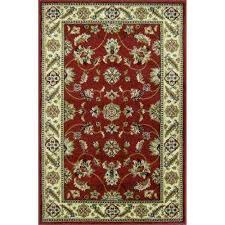 kazmir crimson 3 ft x 4 ft area rug