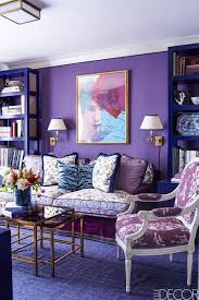 How To Decorate An Apartment Without Painting Stunning 48 Best Purple Rooms Walls Ideas For Decorating With Purple