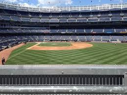 New York Yankees Yankee Stadium Seating Chart