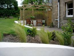 Small Picture Motif Garden Design Garden Designer in Edinburgh UK