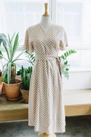Wrap Around Dress Pattern Interesting Ideas