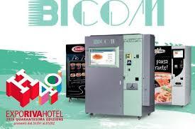 Bicom Vending Machine Beauteous Vending Machines For Hot Meals And Fresh Frozen Meals Bicom