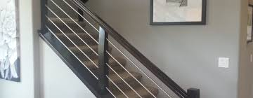 Modern Handrails Adds A New Contemporary Style to Your Home's Staircase