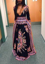 African Pattern Dress Magnificent Cheap Tribal Floral African Patterns Print Boho Ghana Style Dress