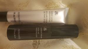 arbonne sheer glow highlighter makeup primer shades colors review swatches ings arbonne sheer