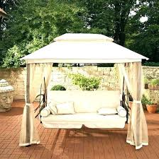 outdoor glider swing with canopy patio glider with canopy porch glider with canopy patio swing canopy