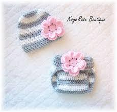Bevscountrycottage Com Size Chart Html Newborn Baby Girl Crochet Flower Hat Diaper Cover Set Pink