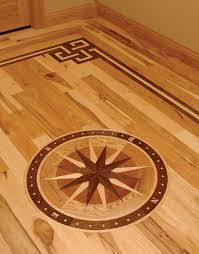 Hardwood Floor Medallions Home Design