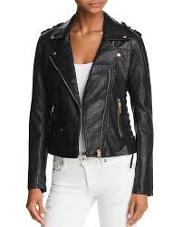 blanknyc lace up faux leather moto jacket 100 exclusive