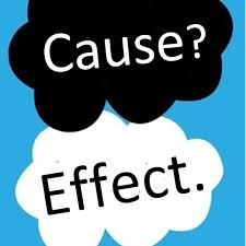 Casue And Effect Faultinourstars Cause Effect