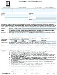 Month To Lease Room Rental Agreement Form California Template – Juegame