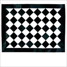 black and white zigzag rug navy chevron uk