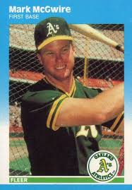 Check spelling or type a new query. Mark Mcgwire Rookie Cards The Big 5 Wax Pack Gods