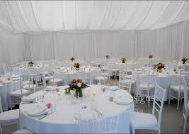 white round table cloths for hire