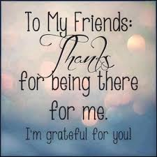 Thankful Quotes For Friends