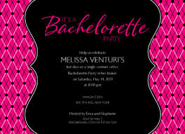 bachelorette party invite party invitation cards bachelorette party invitations