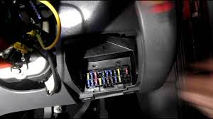 where are the fuses located on a ford fiesta youtube 2013 Ford Fiesta Fuse Box 2013 Ford Fiesta Fuse Box #39 2013 ford fiesta fuse box location