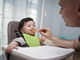 First Foods To Feed Baby Chart 7 Signs Your Baby Is Ready For Solid Foods