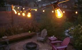 commercial patio lights. String Patio Lights - Candelabra (E12) Base Commercial Grade