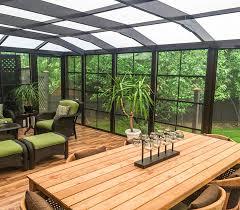 outdoor beauty with indoor comfort