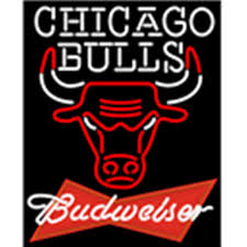 budweiser-logo-chicago-bulls-nba-neon-sign - Roblox