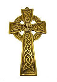brilliant celtic cross wall hanging home decoration ideas brass plaque large irish for ceramic metal