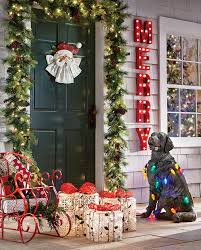 Outdoor Christmas Decoration Outdoor Christmas Decorating Ideas