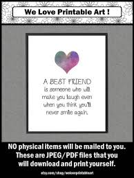 Friendship Quote Best Gift Friendship Sayings Best Friend Distance Best Friend Decor Friend Gift Best Long Distance Moving Away