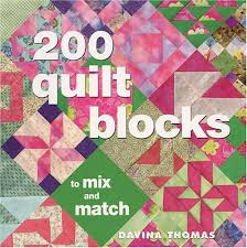 4803 best Products In the Shop images on Pinterest | Quilting ... & 200 Quilt Blocks to Mix and Match Adamdwight.com