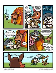 animal crossing new leaf comic
